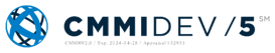 52953-Software Development - CMMI Development V2.0 (CMMI-DEV) without SAM - Maturity Level 5-Color