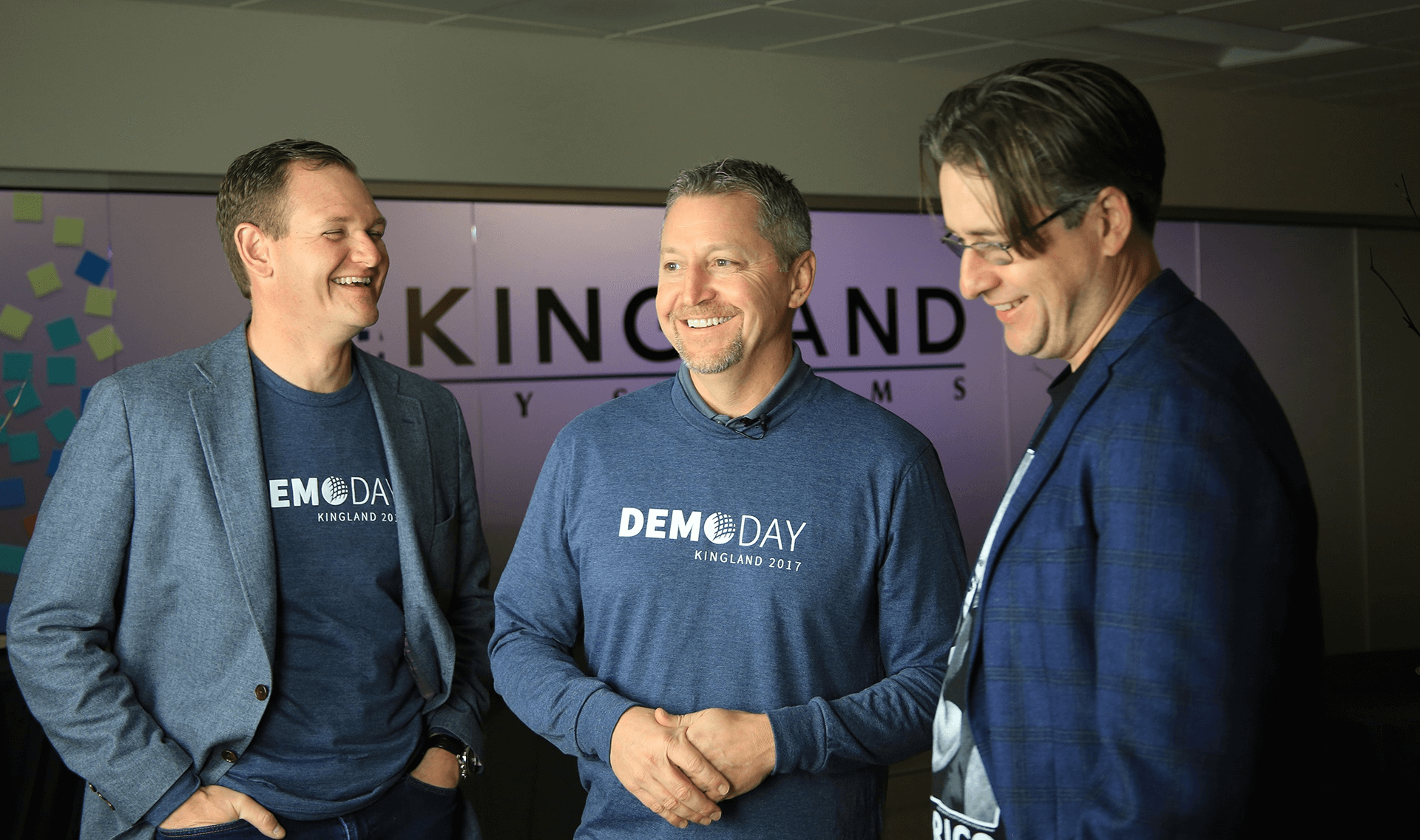 Kingland Demo Day