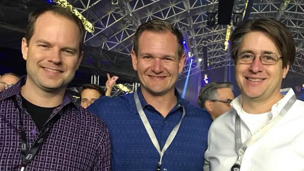 Matt Tony & Jason: AWS re:Invent, Las Vegas